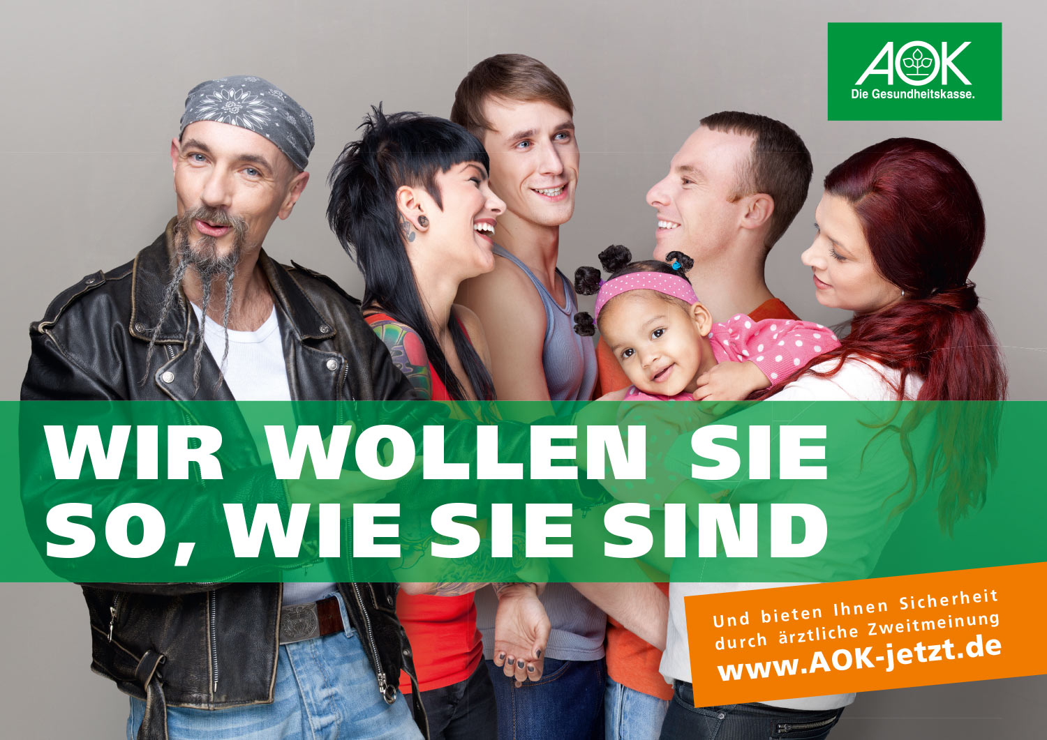 AOK Jetzt Out of Home