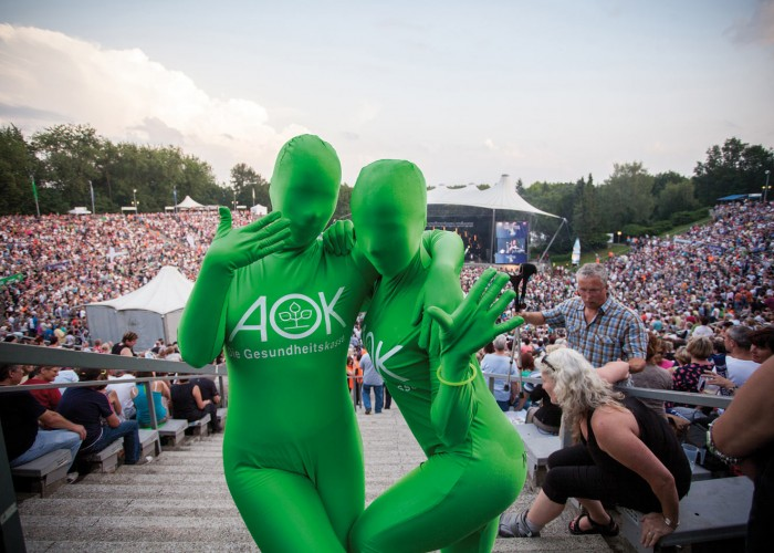 AOK Green Man Group