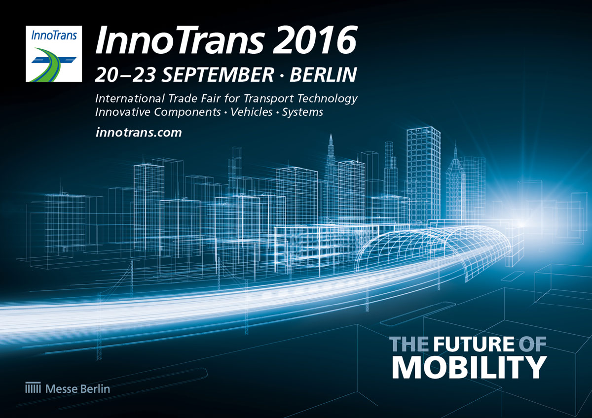 InnoTrans 2016 Keyvisual